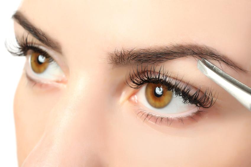 Bild Augenbrauen